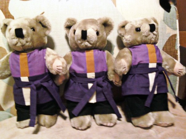My Bear Uniforms