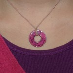 "FUN for FRIDAY! #7: ""Guardie"" Washer Necklaces!"