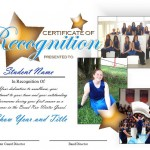 Awards Certificates to Remember