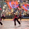 Building a College Winterguard