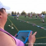 Teaching Drill Using the iPad: A Technology Quick-Tip