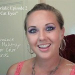 "Mrs. T's Tips for Color Guard Make-Up & Hair: Episode 2 – ""Purple Cat Eyes"""